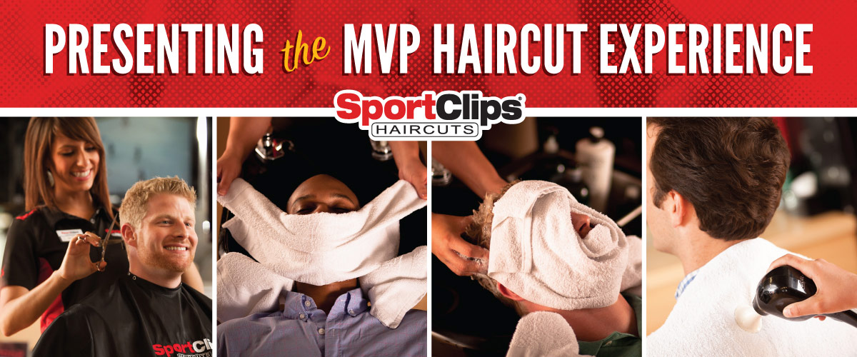 The Sport Clips Haircuts of Upland  MVP Haircut Experience